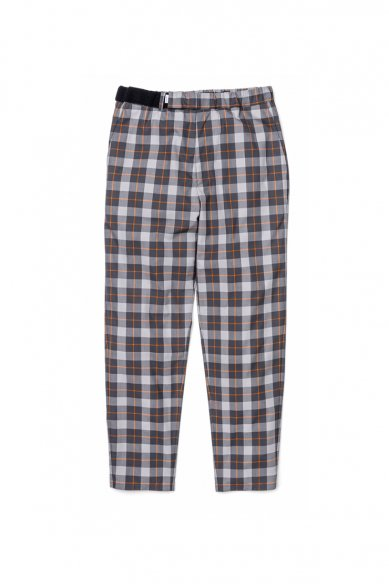 Graphpaper<br>Fine Wool Check Slim Chef Pants