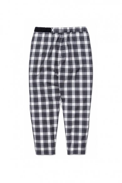 Graphpaper<br>Fine Wool Check Chef Pants