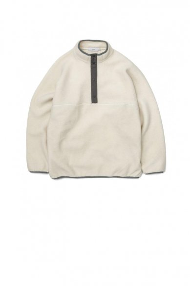 Graphpaper<br>Wool Boa High Neck Pull Over
