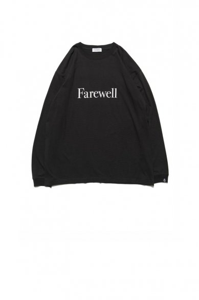 POET MEETS DUBWISE<br>Farewell Long Sleeve T-Shirt 0166