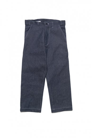 CAMIEL FORTGENS<br>WORKER PANTS COTTON