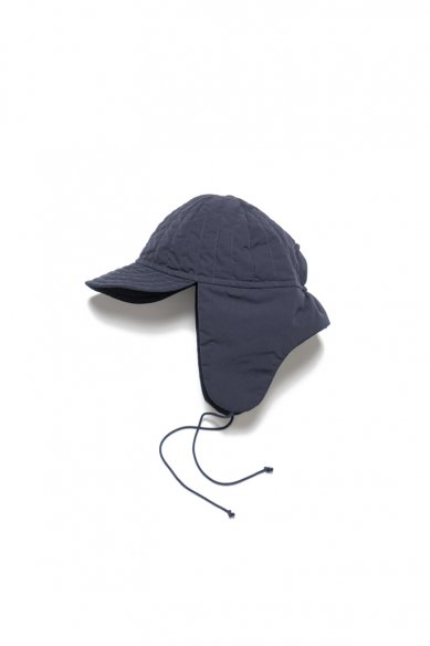 CAMIEL FORTGENS<br>PADDED CAP WITH FLAP POLYESTER