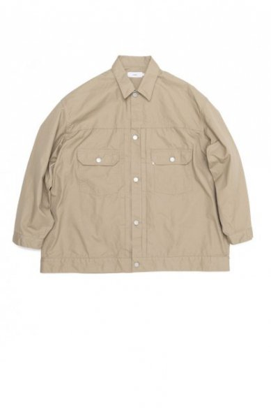 Graphpaper<br>High Count Weather Trucker Jacket