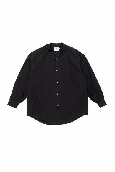 Graphpaper<br>THOMAS MASON for GP Oversized Band Collar Shirt