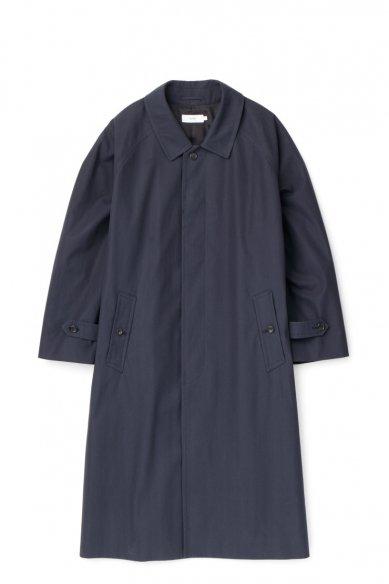 Graphpaper<br>Voile Gabardine Soutien Collar Coat
