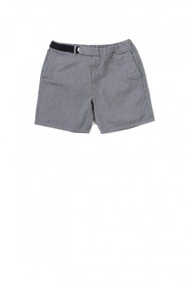 Graphpaper<br>Colorfast Denim Wide Chef Shorts