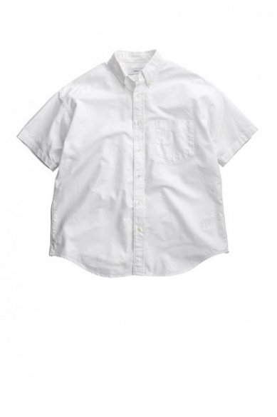 Graphpaper<br>Oxford Oversized S/S B.D Shirt