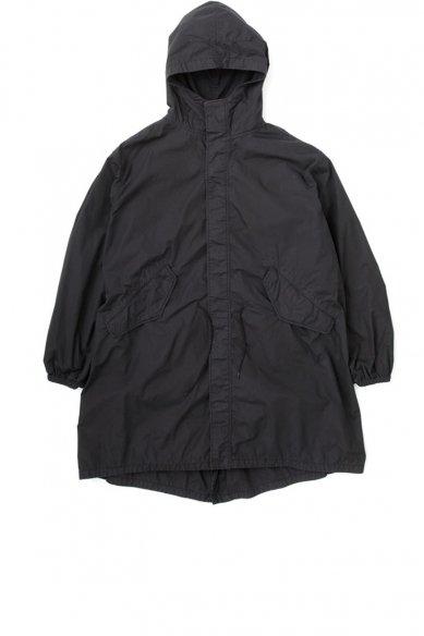 Graphpaper<br>Garment Dyed Poplin Mods Coat