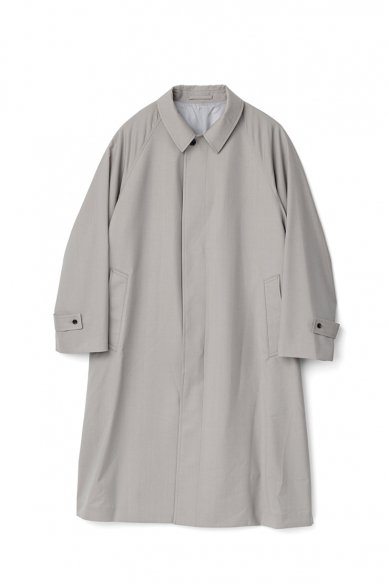 Graphpaper<br>Fine Wool Tropical Oversized Coat
