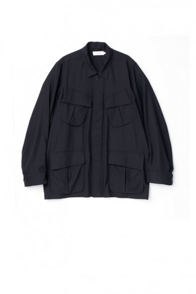 Graphpaper<br>Cupro Military Jacket