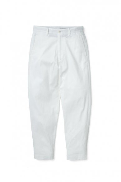 Graphpaper<br>Cotton Pique Wide Tapered Pants