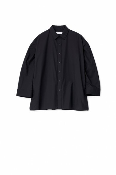 Graphpaper<br>Fine Wool Tropical Yoke Sleeve L/S Shirt
