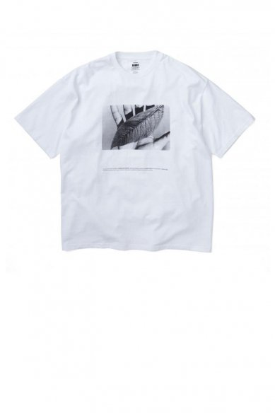 "POET MEETS DUBWISE for Graphpaper<br>Oversized Tee ""WORDS  AND SILENCE"""