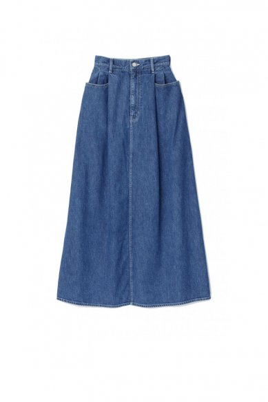 Graphpaper<br>Denim Skirt