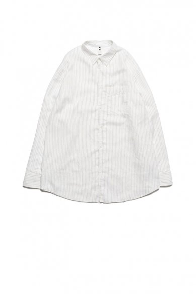 OAMC<br>STRIPED HENRY SHIRT