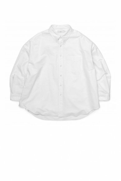 Graphpaper<br>Oxford Oversized B.D Shirt