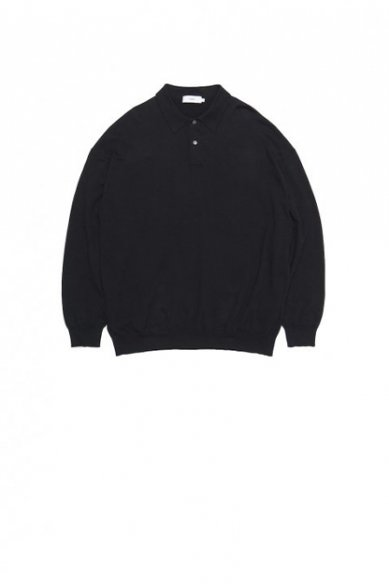 Graphpaper<br>Suvin Oversized L/S Polo