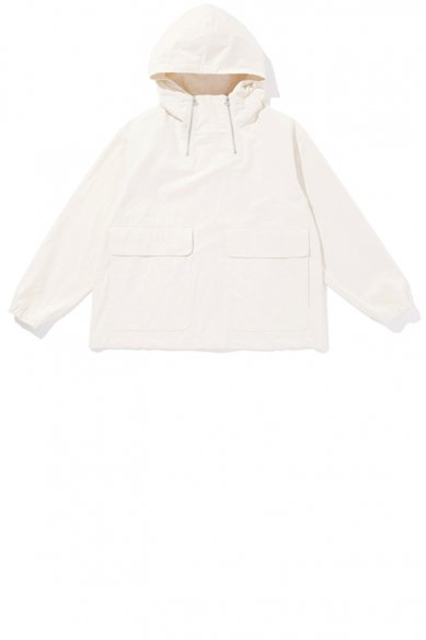 POLYPLOID<br>HOODED JACKET A