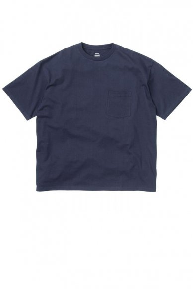 Graphpaper<br>S/S Oversized Pocket Tee