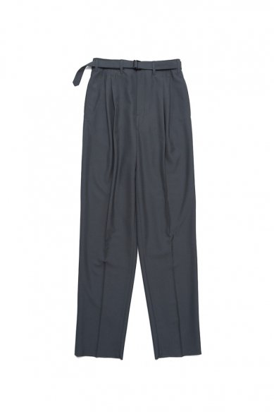 LEMAIRE<br>BELTED PLEAT PANTS