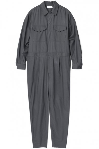 Graphpaper<br>Wooly Cotton Jumpsuits