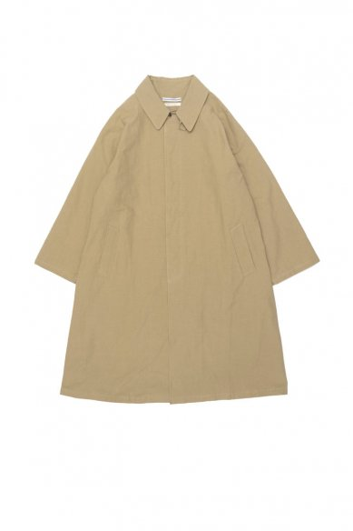 Cristaseya<br>JAPANESSE COTTON & LINEN OVERSIZED TRENCH