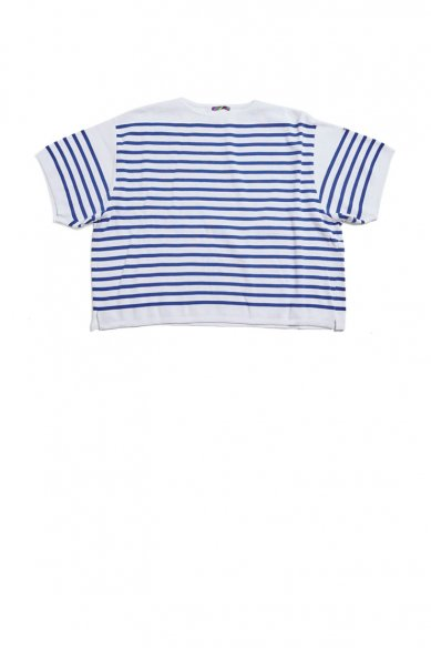 is-ness<br>SHORT SLEEVE BASQUE SHIRT