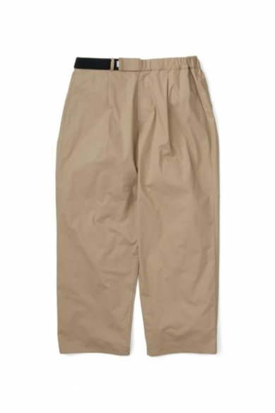Graphpaper<br>Stretch Typewriter Wide Chef Pants