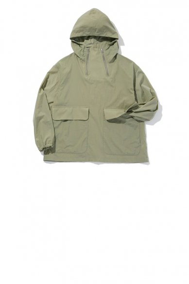 POLYPLOID<br>HOODED JACKET C