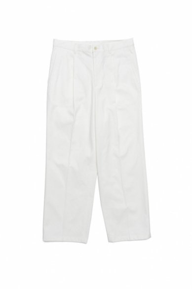 DIGAWEL<br>Canvas 1Tuck CP Pants