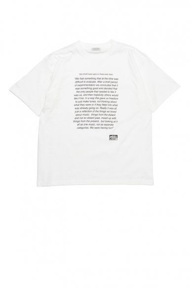 POET MEETS DUBWISE<br>206 Smith & Mighty T-shirt