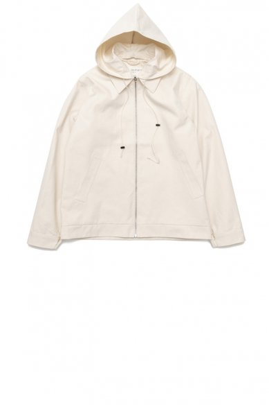 CAMIEL FORTGENS<br>HOODED SIMPLE JACKET CANVAS