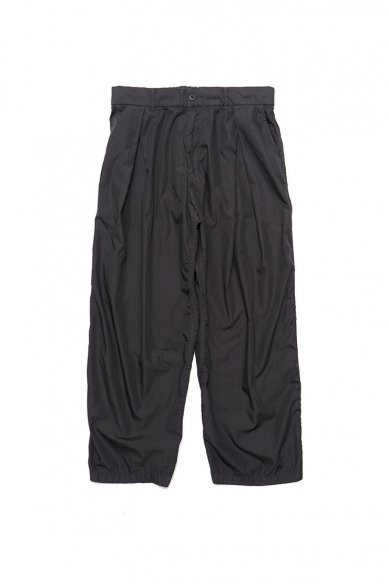 is-ness for Graphpaper<br>Garment Dyed Tuck Trousers