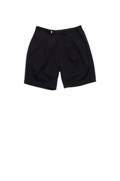 Graphpaper<br>Selvage Wool Wide Tuck Chef Shorts