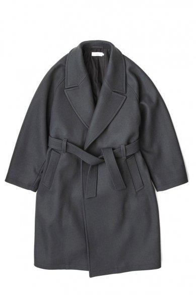 Graphpaper<br>Scale Off Melton Belted Coat