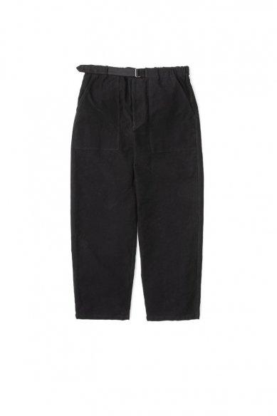 Graphpaper<br>High Density Moleskin Belted Baker Pants