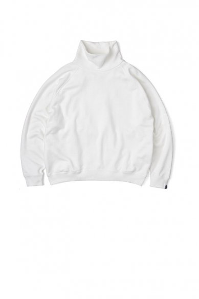 LOOPWHEELER for Graphpaper<br>High Neck Sweat