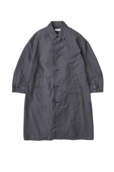 Graphpaper<br>Light Moleskin Oversized Coat