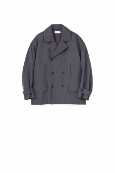 Graphpaper<br>Wool Kersey Pea Coat