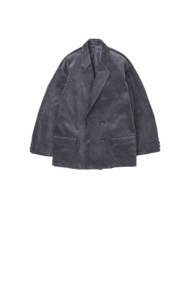 Graphpaper<br>Suvin Corduroy Oversized Double Jacket