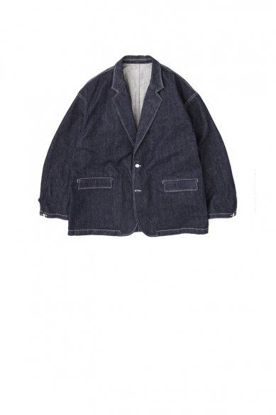 Graphpaper<br>CIOTA for GP Suvin Cotton Denim Jacket