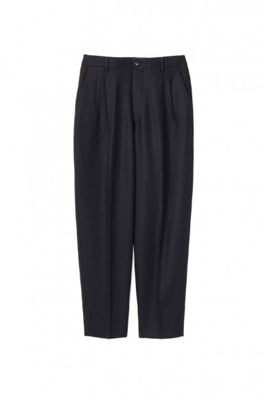 Graphpaper<br>Gently Wool Two Tuck Trousers