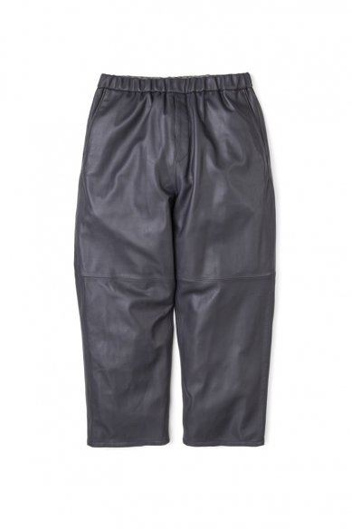 Graphpaper<br>Sheep Leather Easy Pants(MEN)