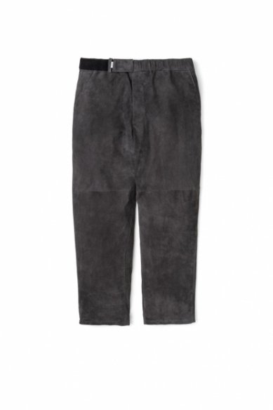 Graphpaper<br>Goat Suede Chef Pants