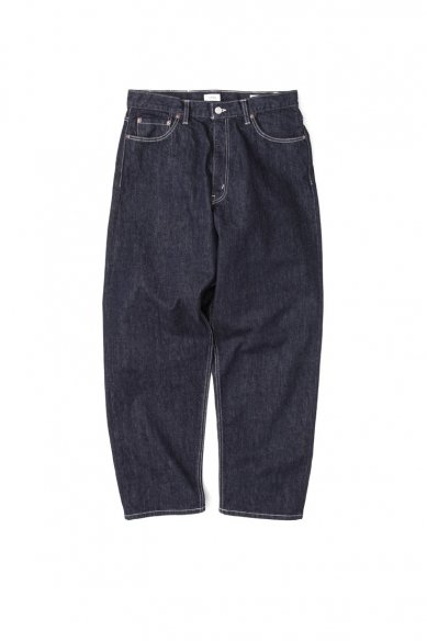 Graphpaper<br>CIOTA for GP Suvin Cotton Denim Pants