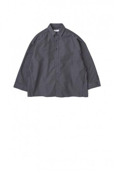 Graphpaper<br>Light Moleskin Yoke Sleeve Shirt