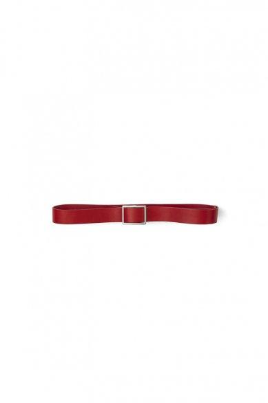 Graphpaper<br> Holeless Leather Belt