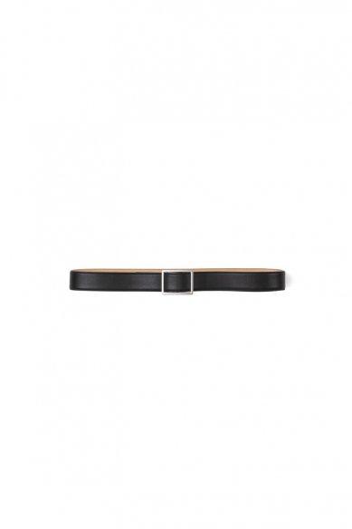Graphpaper Holeless Leather Classic Belt