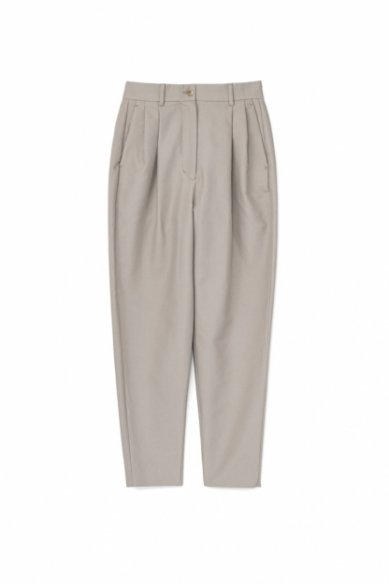 Graphpaper<br>Double Plain Weave Tuck Pants