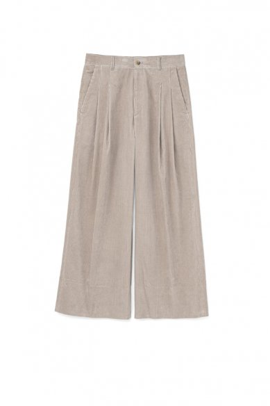 Graphpaper<br>Suvin Corduroy Wide Trousers